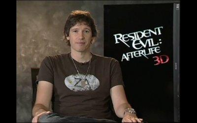 Resident Evil: Afterlife - Trailer con introduzione del regista