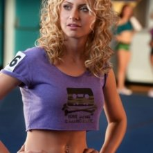 Alyson Michalka in una scena del pilot della serie Hellcats