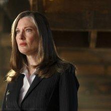 Annette O'Toole in un momento dell'episodio La regina rossa di Smallville