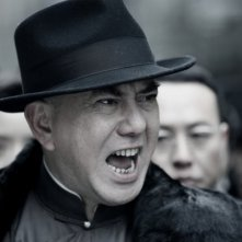 Anthony Wong Chau-sang in una scena di Legend of the Fist: The Return of Chen Zhen