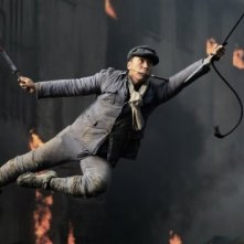 Donnie Yen nel film Legend of the Fist: The Return of Chen Zen