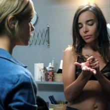 Marina Fois con Elodie Bouchez nel film Happy Few