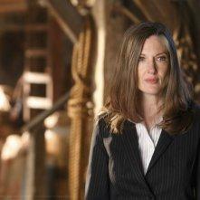 Martha Kent (Annette O'Toole) in una scena dell'episodio La regina rossa di Smallville