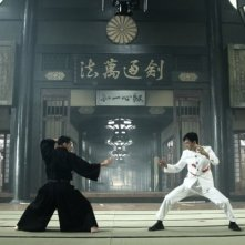 Un'immagine di Legend of the Fist: The Return of Chen Zhen con Donnie Yen