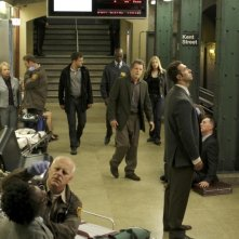Una scena dell'episodio The Box di Fringe