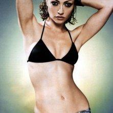 una sexy Rebecca Gayheart
