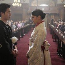 Jamie Chung in un momento del primo episodio di Samurai Girl