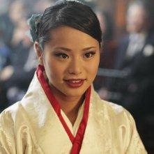 Jamie Chung nel primo episodio di Samurai Girl