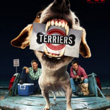 Uno dei poster della nuova serie FX Terriers