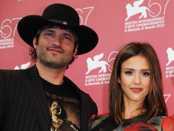 Venezia 2010: Jessica Alba e Robert Rodriguez presentano Machete