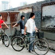 Una scena di YONG XIN TIAO (SHOWTIME) di STANLEY KWAN