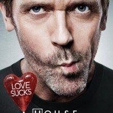 Uno dei poster della stagione 7 di Dr House