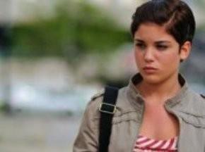 Carla Marchese in una scena del film I baci mai dati