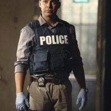 Jon Huertas nell'episodio A Deadly Affair di Castle