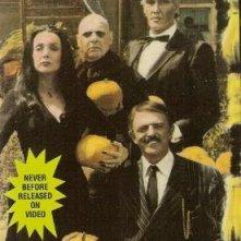 La locandina di Halloween with the New Addams Family