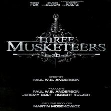Un teaser poster per The Three Musketeers in 3d