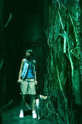 Una scena dell'horror The Child's Eye 3D (Tungngaan 3D)