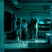 Una scena dell'horror The Child's Eye 3D (Tungngaan 3D) dei fratelli Pang