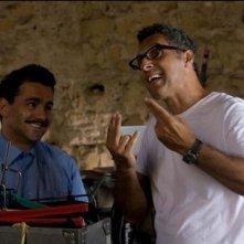 John Turturro e Max Casella in una scena del film Passione di John Turturro