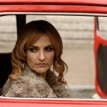 Antonia Zegers in una scena del film Post Mortem