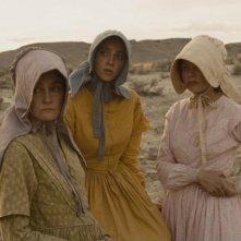 Un' immagine dal film Meek's Cutoff