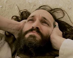 Vincent Gallo in una sequenza di Essential Killing (2010)