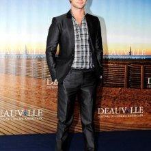 Chace Crawford presenta Twelve al 36th Deauville American Film Festival