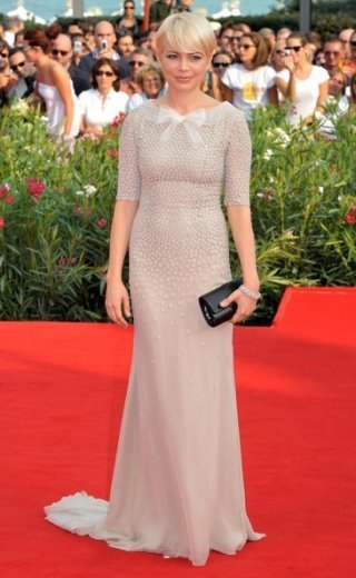 Venezia 2010, Michelle Williams presenta il western Meek's Cutoff
