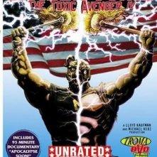 La locandina di Citizen Toxie: The Toxic Avenger IV