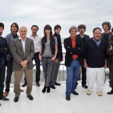 Venezia 2010: il cast del film Noi credevamo con Mario Martone