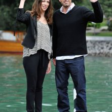 Venezia 2010: Rebecca Hall e Ben Affleck presentano The Town