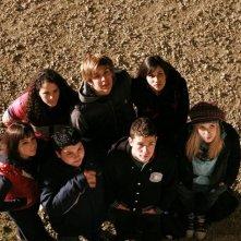 I giovani protagonisti de I Cesaroni 4