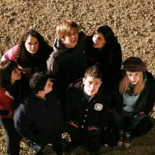I ragazzi protagonisti de I Cesaroni 4