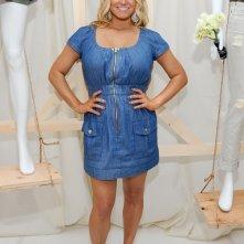 Jessica Simpson presente alla Jeanswear Collection a New York City