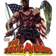 La locandina di The Toxic Avenger