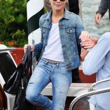 Venezia 2010: la bella Noomi Rapace è tra gli ospiti della kermesse