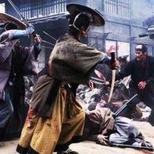 Un'altra scena del film 13 Assassins di Takashi Miike