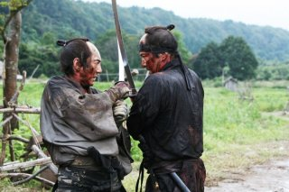 Una scena del film 13 Assassins di Takashi Miike
