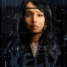 Character poster per Kerry Washington (Kelly) per il film For Colored Girls Who Have Considered Suicide When the Rainbow Is Enuf