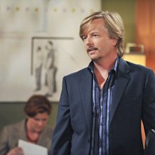 David Spade nell'episodio The Bank de Le regole dell'amore