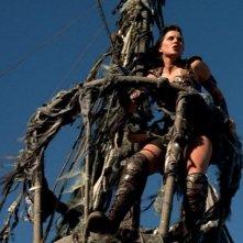 Lucy Lawless nell\'episodio Xena e la galea maledetta