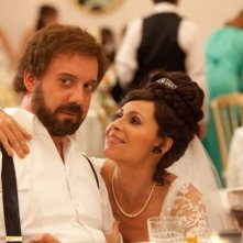 Paul Giamatti e Minnie Driver in Barney's Version