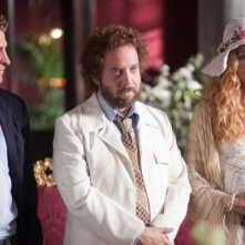 Paul Giamatti e Rachelle Lefevre in Barney's Version