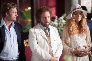 Paul Giamatti e Rachelle Lefevre in Barney's Version