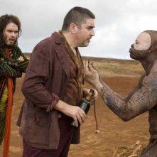Una sequenza del film The Tempest (2010)