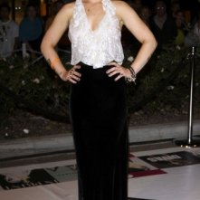 Kelly Osbourne partecipa all'evento 'Fashion Night Out' su Rodeo Drive, a Beverly Hills