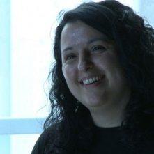 Annalisa Casartelli, una fan di Ligabue, nel film Niente Paura