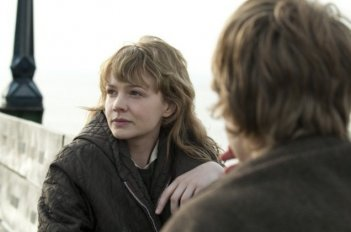Carey Mulligan in una scena del film Never Let Me Go