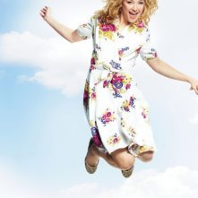 Teaser poster 1 (Kate Hudson) per la romcom A Little Bit of Heaven