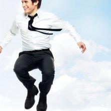 Teaser poster 2 (Gael Garcia Bernal) per la romcom A Little Bit of Heaven